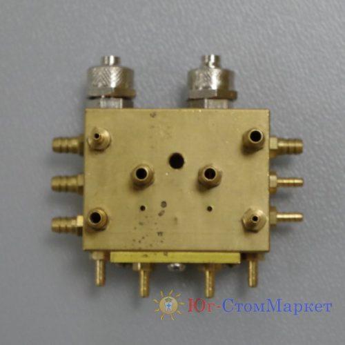 Блок интеграции клапанов (клапан гидроблока) для стоматологической установки SD4128
