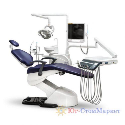 Стоматологическая установка WOD 550 нижняя подача | WOSON (Китай)