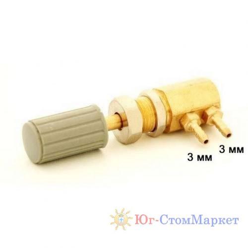 Регулятор подачи воды для стоматологической установки cx194-1