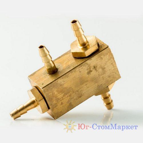 3-х канальный изменяющий клапан cx79